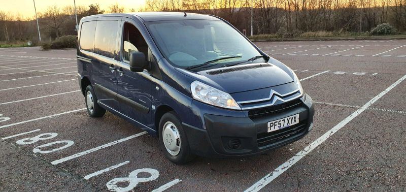 2008 Citroen Dispatch 1.6 image 2