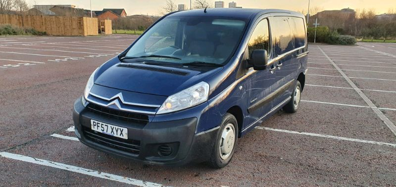 2008 Citroen Dispatch 1.6 image 4