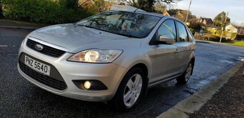 2008 Ford Focus 1.6 image 1