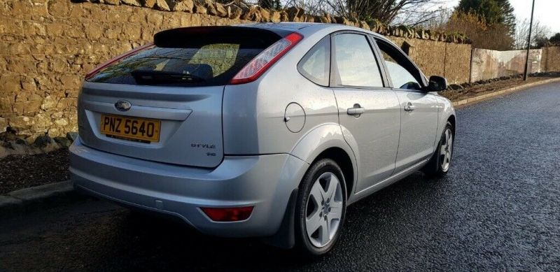 2008 Ford Focus 1.6 image 2