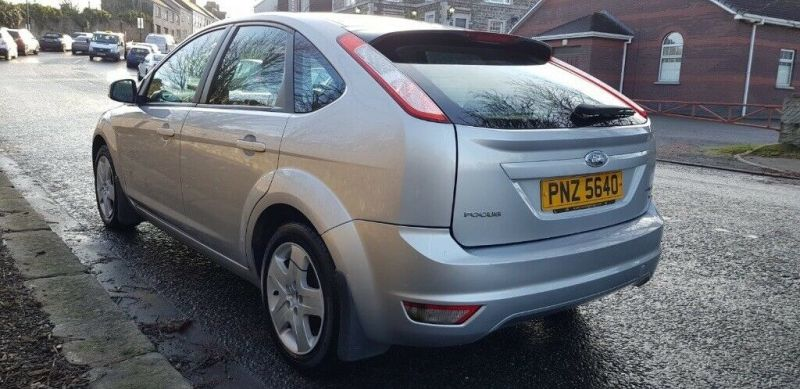 2008 Ford Focus 1.6 image 4