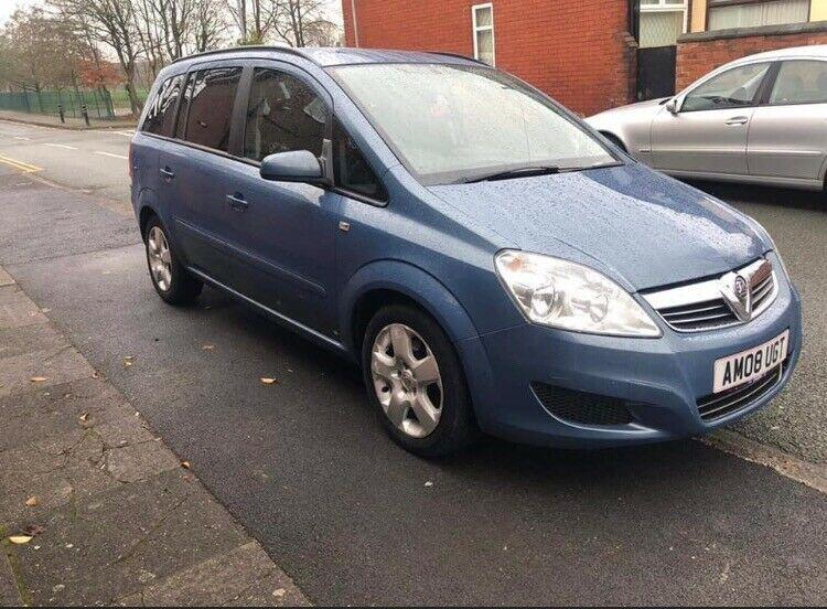 2008 Vauxhall Zafira 1.6 image 1