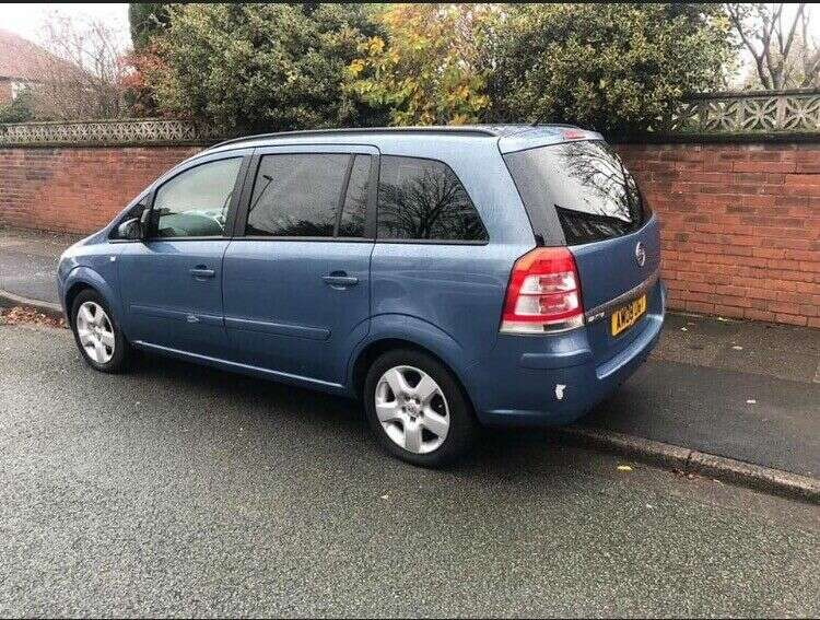 2008 Vauxhall Zafira 1.6 image 2