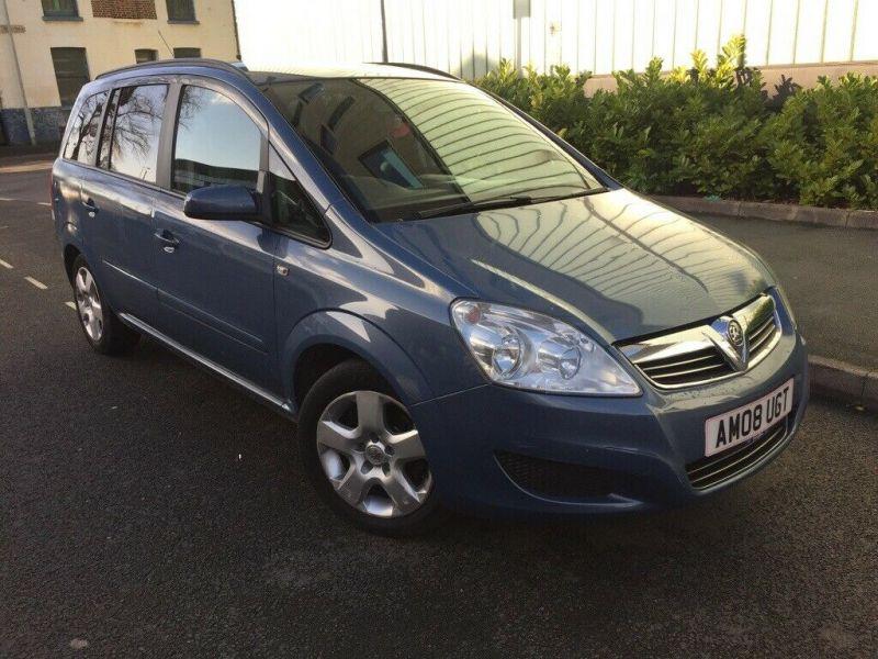 2008 Vauxhall Zafira 1.6 image 3