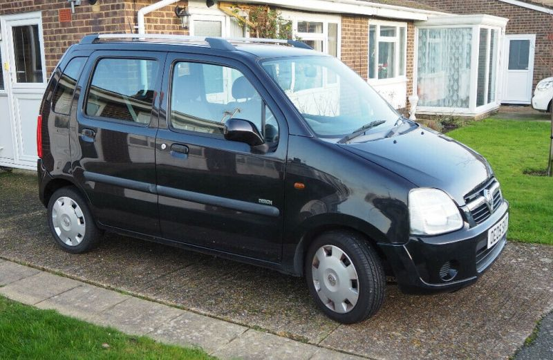2005 Vauxhall Agila 1.2 image 3