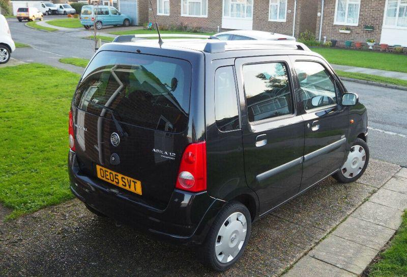 2005 Vauxhall Agila 1.2 image 4
