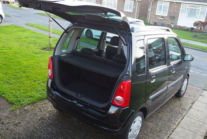 2005 Vauxhall Agila 1.2 image 5