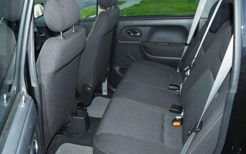 2005 Vauxhall Agila 1.2 image 6