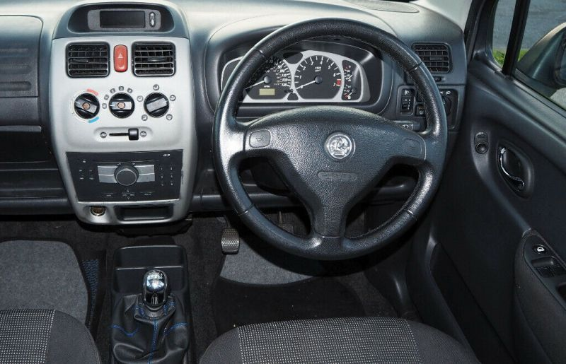 2005 Vauxhall Agila 1.2 image 7