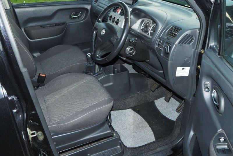 2005 Vauxhall Agila 1.2 image 8