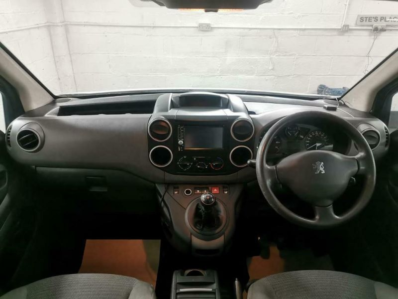 2011 Peugeot Partner 1.6 hdi image 6