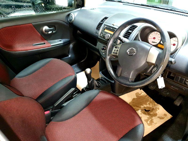 2007 Nissan Note Acenta 1.4 L image 5