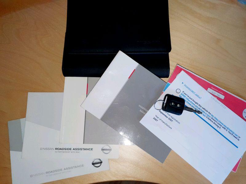 2007 Nissan Note Acenta 1.4 L image 8