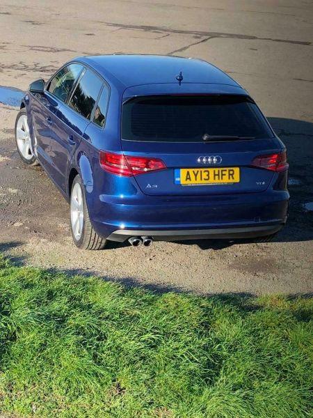 2013 Audi A3 Sport Back image 2