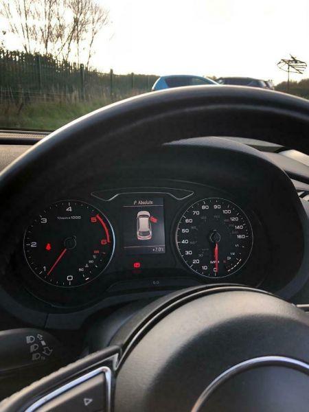 2013 Audi A3 Sport Back image 8