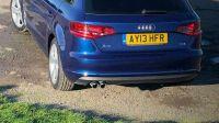 2013 Audi A3 Sport Back