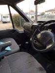 2000 Ford Transit Tipper