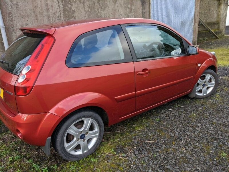 2007 Ford Fiesta 1.3 image 1