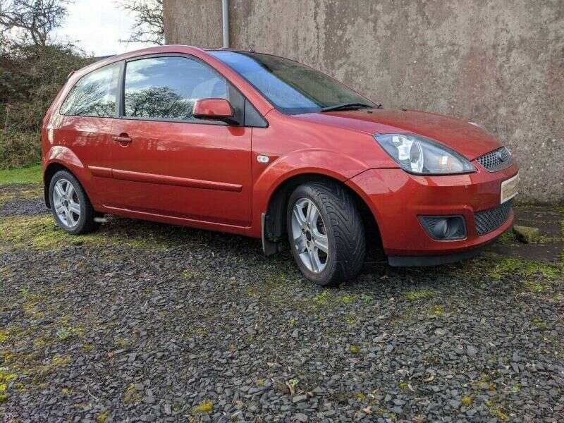 2007 Ford Fiesta 1.3 image 3
