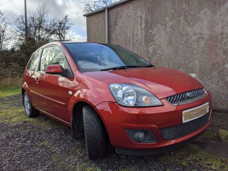 2007 Ford Fiesta 1.3 image 5