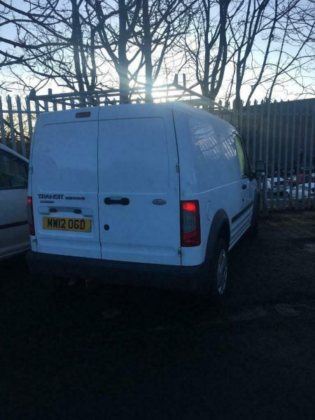 2012 Ford Transit Connect 1.8 image 2