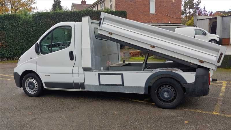2009 Renault Trafic LL29 LWB DCI image 6