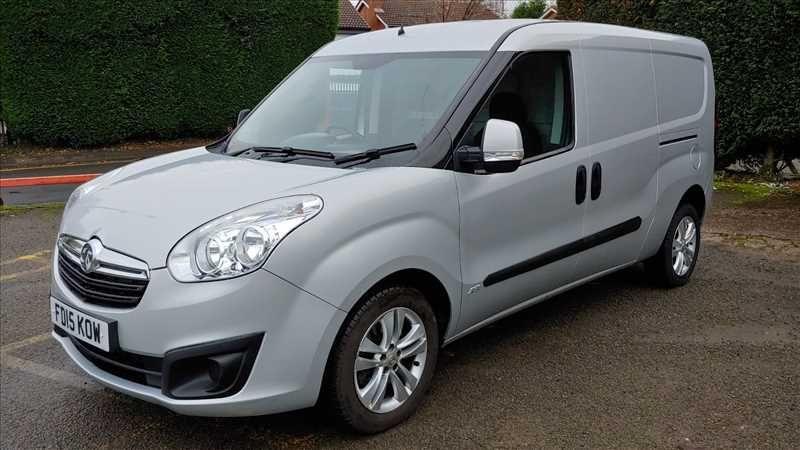 2015 Vauxhall Combo 2300 L2H1 LWB 1.6 CDTI image 2