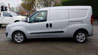 2015 Vauxhall Combo 2300 L2H1 LWB 1.6 CDTI image 6