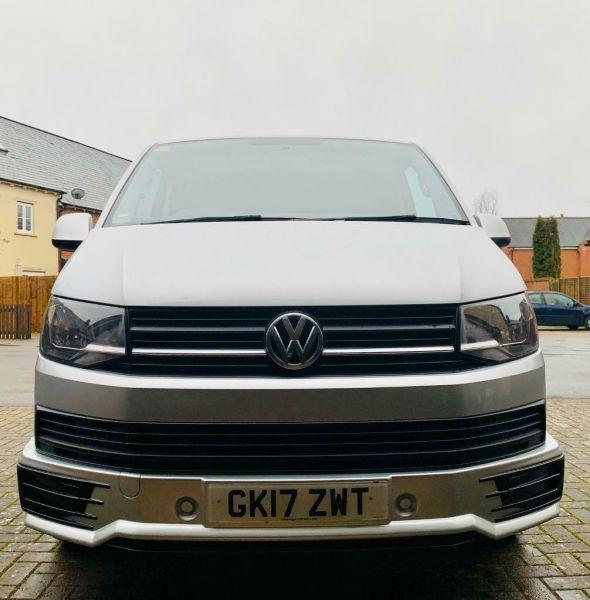 2017 VW Transporter T6 SWB image 3