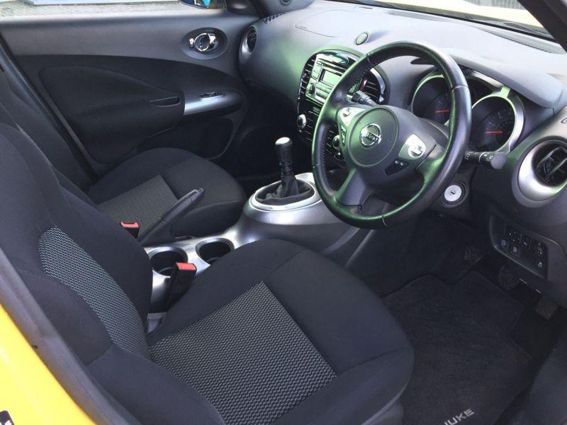 2017 Nissan Juke 1.2 DiG-T Acenta 5dr image 2