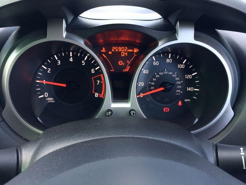 2017 Nissan Juke 1.2 DiG-T Acenta 5dr image 11