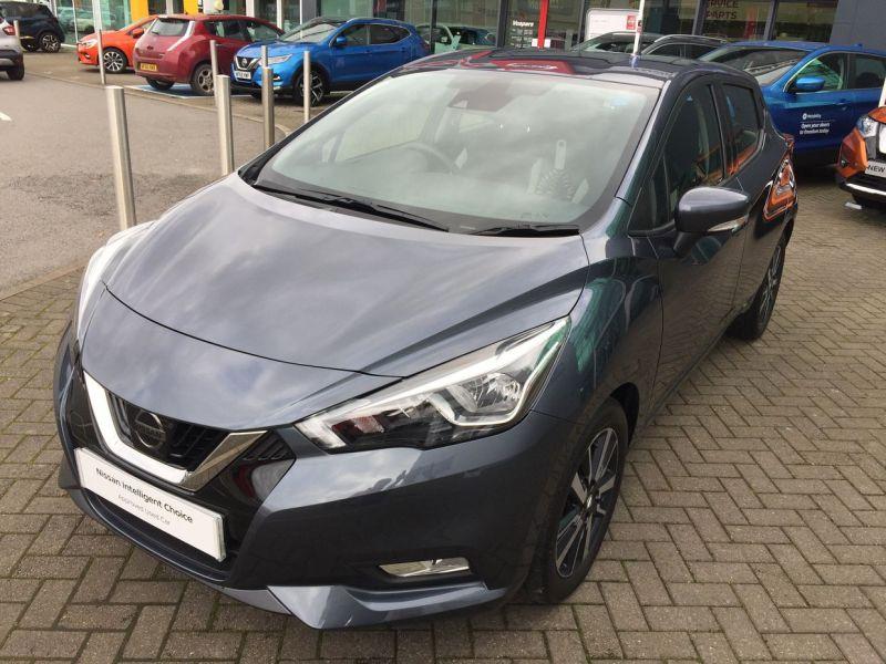 2017 Nissan Micra 1.0 Acenta 5dr