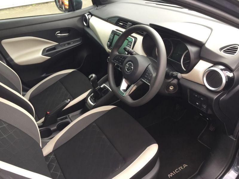 2017 Nissan Micra 1.0 Acenta 5dr image 2