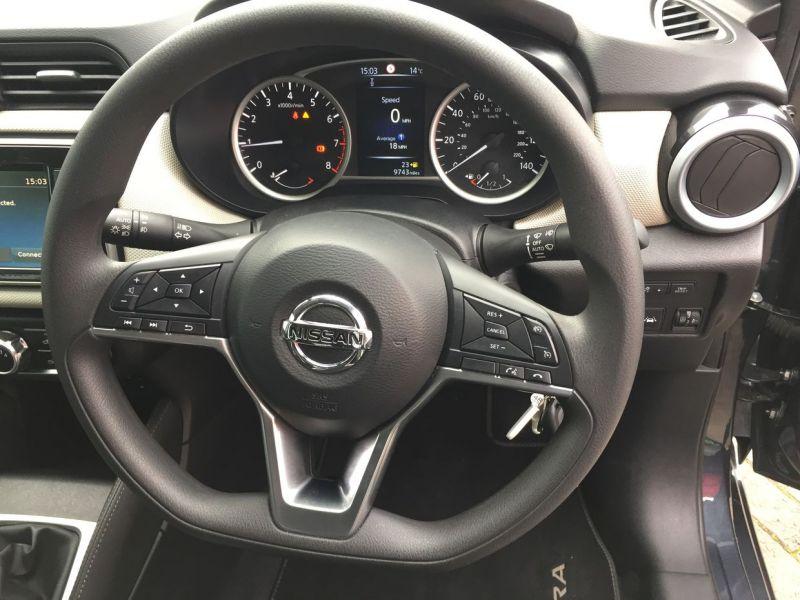 2017 Nissan Micra 1.0 Acenta 5dr image 13