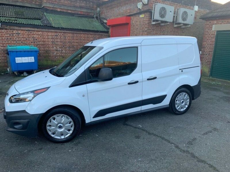 2017 Ford Transit Connect image 1
