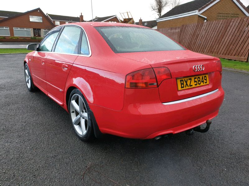 2005 Audi A4 S-Line 2.0 TDI image 4