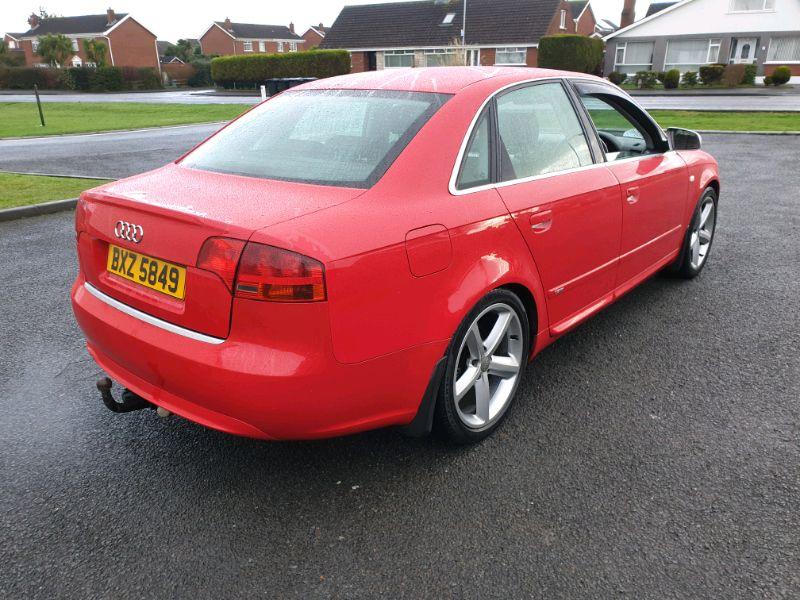 2005 Audi A4 S-Line 2.0 TDI image 5