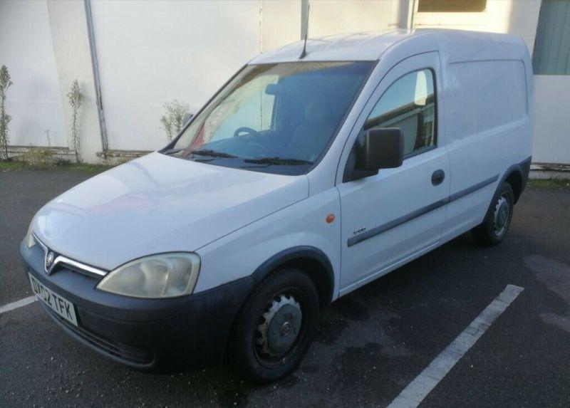 2002 Vauxhall Combo 1.7 image 4