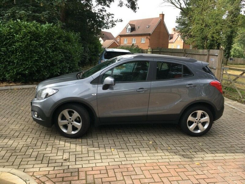 2015 Vauxhall Mokka 1.7 CDTi image 2