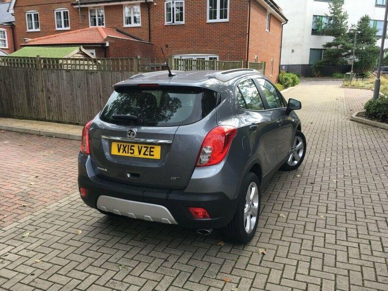 2015 Vauxhall Mokka 1.7 CDTi image 3