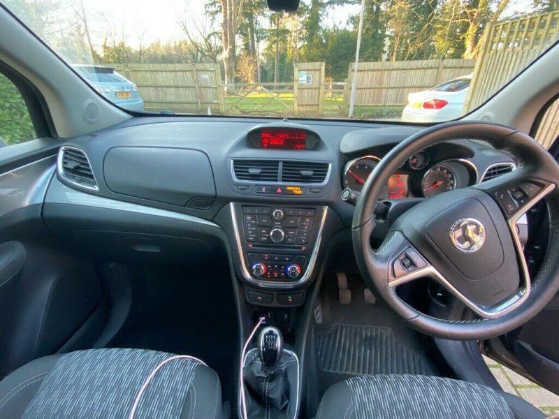 2015 Vauxhall Mokka 1.7 CDTi image 4