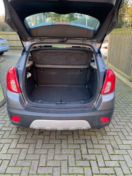 2015 Vauxhall Mokka 1.7 CDTi image 7