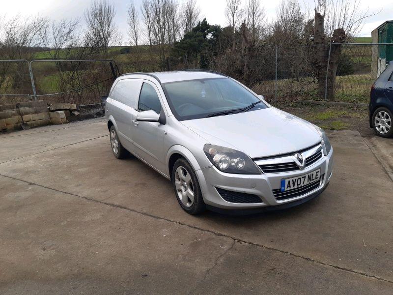 2007 Vauxhall Astra Van 1.9 image 2