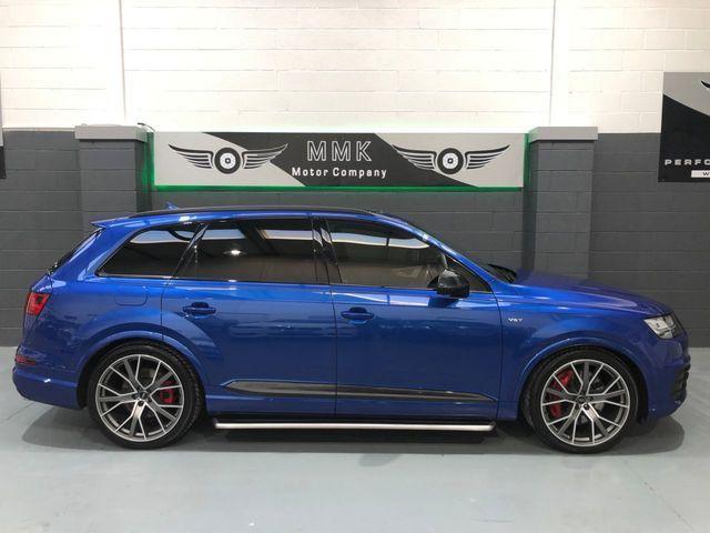 2017 Audi Q7 4.0 Sq7 Tdi Quattro 5dr