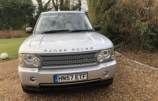 2007 Land Rover Range Rover 3.6 TD V8 Vogue SE 5dr image 4