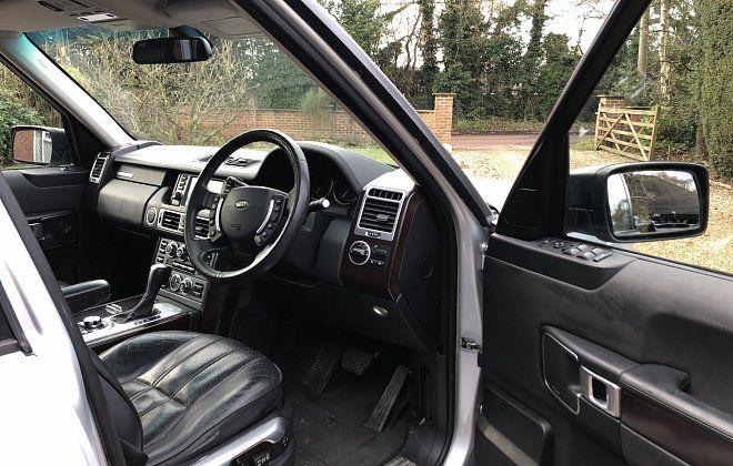 2007 Land Rover Range Rover 3.6 TD V8 Vogue SE 5dr image 6