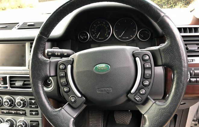 2007 Land Rover Range Rover 3.6 TD V8 Vogue SE 5dr image 7
