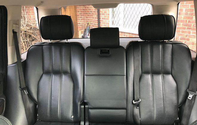 2007 Land Rover Range Rover 3.6 TD V8 Vogue SE 5dr image 8