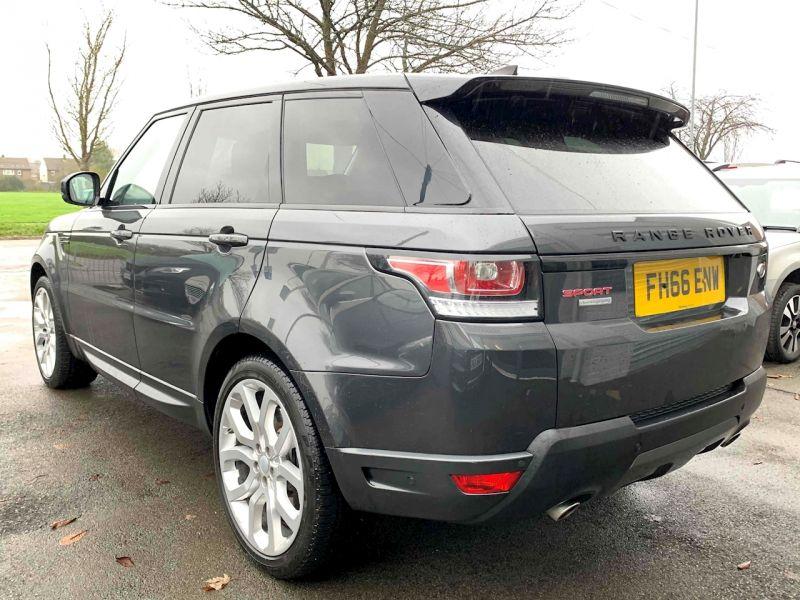 2016 Land Rover Range Rover Sport 3.0 image 3