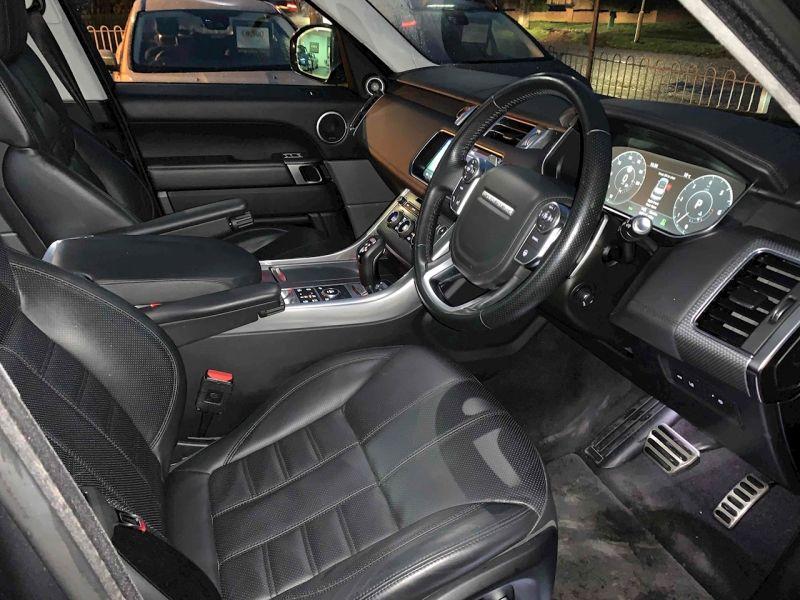 2016 Land Rover Range Rover Sport 3.0 image 6